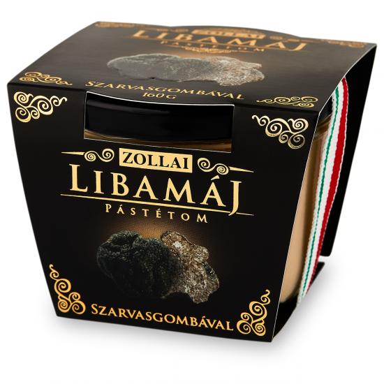 LIBAMÁJ PÁSTÉTOM SZARVASGOMBÁVAL 160 G